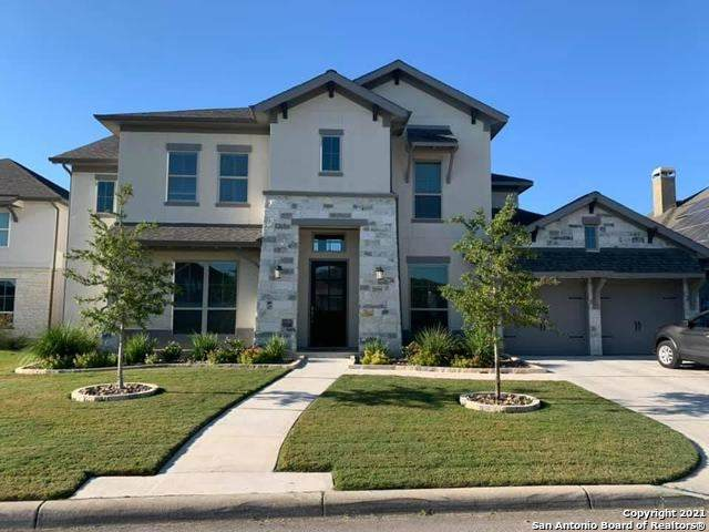 7986 Valley Crest, Fair Oaks Ranch, TX 78015 (MLS #1519379) :: Keller Williams City View