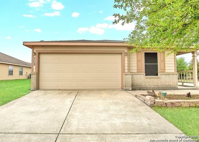 208 Passerina Spur, Selma, TX 78154 (MLS #1519397) :: 2Halls Property Team | Berkshire Hathaway HomeServices PenFed Realty