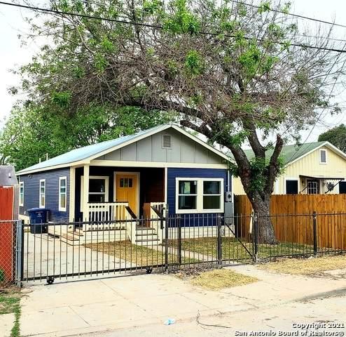 136 W Lambert St, San Antonio, TX 78204 (MLS #1519403) :: Williams Realty & Ranches, LLC