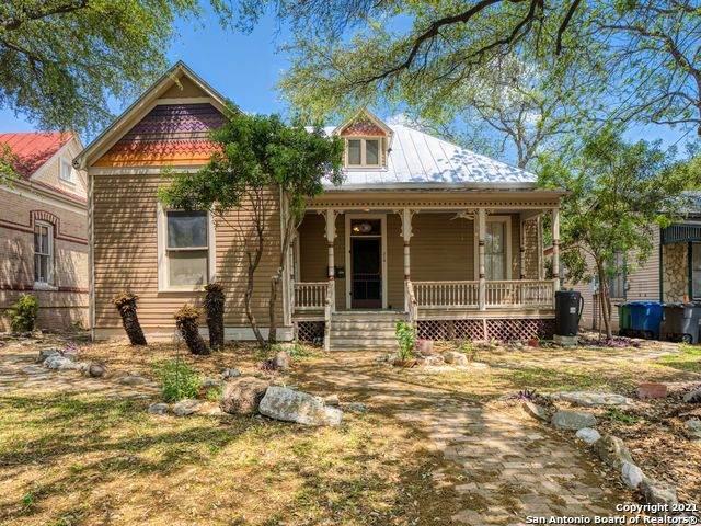 210 Adams St, San Antonio, TX 78210 (MLS #1519414) :: The Lugo Group