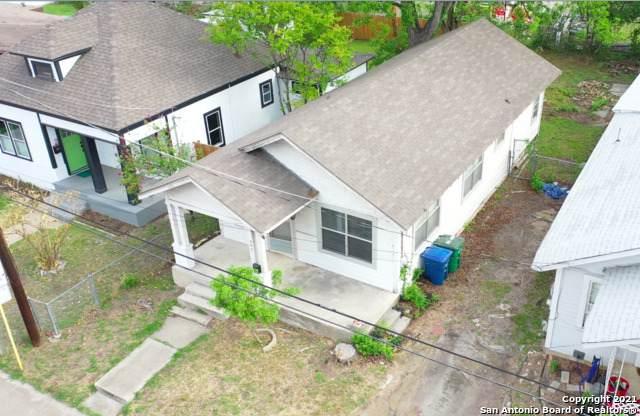 247 Furnish Ave, San Antonio, TX 78204 (MLS #1519463) :: Carter Fine Homes - Keller Williams Heritage