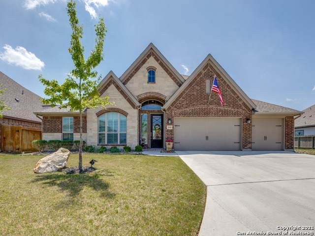 7954 Cibolo View, Fair Oaks Ranch, TX 78015 (MLS #1519479) :: Keller Williams City View