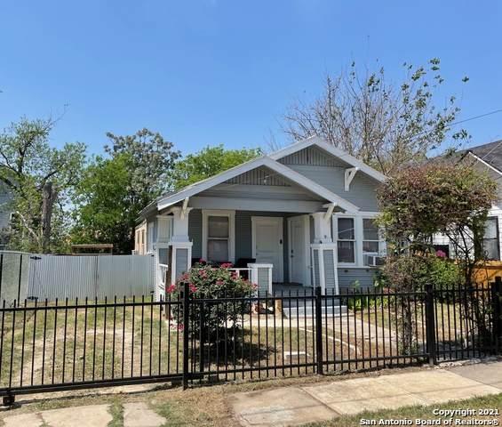415 S Olive St, San Antonio, TX 78203 (MLS #1519483) :: The Lugo Group