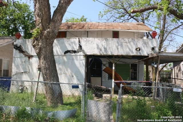 107 Weaver St, San Antonio, TX 78210 (MLS #1519519) :: The Lugo Group