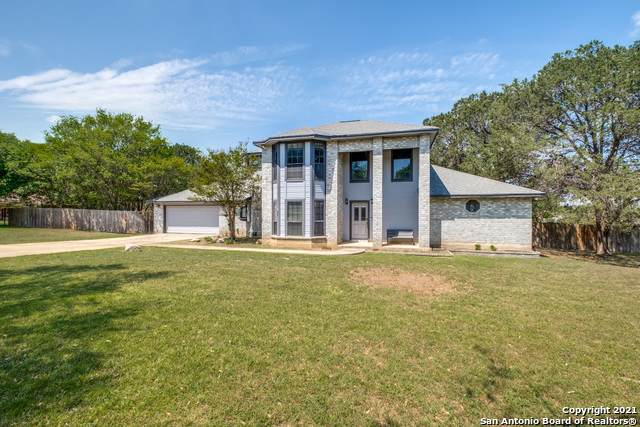 401 Canterberry Dr, New Braunfels, TX 78132 (MLS #1519553) :: The Lugo Group
