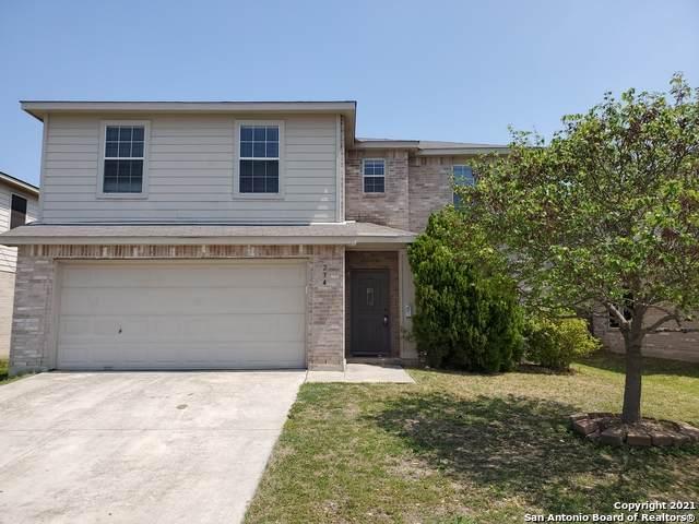 234 Blue Juniper, San Antonio, TX 78253 (MLS #1519559) :: Williams Realty & Ranches, LLC