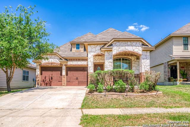 2231 Fishing Stone, San Antonio, TX 78224 (MLS #1519565) :: REsource Realty