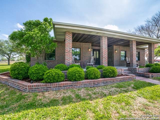 383 S Santa Clara Rd, Marion, TX 78124 (MLS #1519568) :: Carter Fine Homes - Keller Williams Heritage