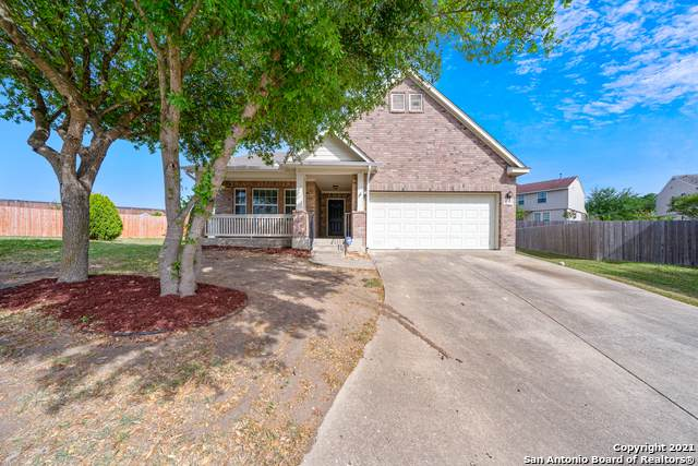 14004 Massena Park, Live Oak, TX 78233 (MLS #1519570) :: Real Estate by Design