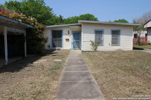 207 Ryan Dr, San Antonio, TX 78223 (MLS #1519575) :: Carter Fine Homes - Keller Williams Heritage