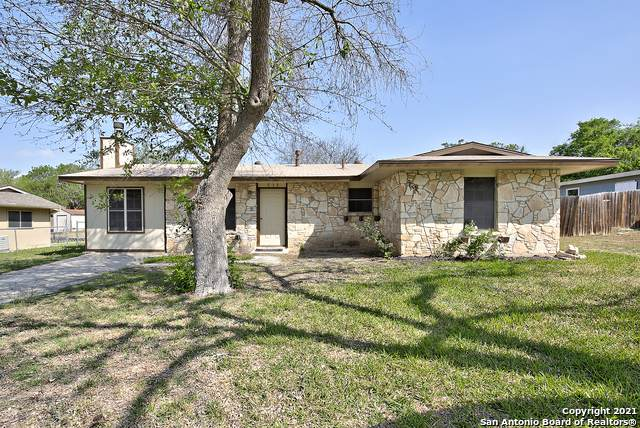 515 Mahota Dr, San Antonio, TX 78227 (MLS #1519576) :: The Lugo Group