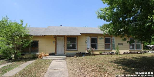 539 Williamsburg Pl, San Antonio, TX 78201 (MLS #1519578) :: Carolina Garcia Real Estate Group