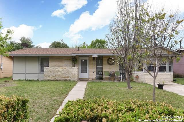 4110 Waikiki Dr, San Antonio, TX 78218 (MLS #1519620) :: Carter Fine Homes - Keller Williams Heritage