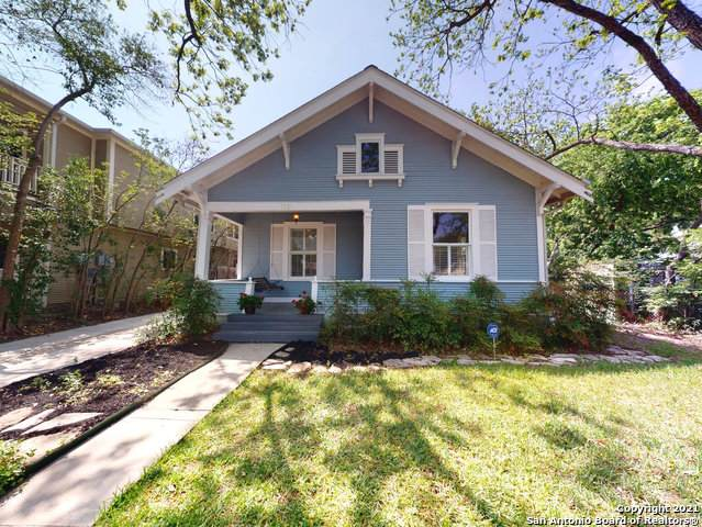 112 Pershing Ave, San Antonio, TX 78209 (MLS #1519627) :: Keller Williams City View