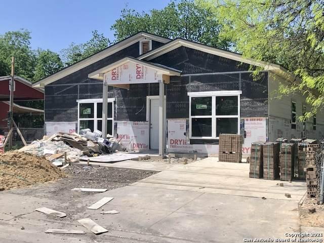 173 N San Gabriel Ave, San Antonio, TX 78237 (MLS #1519667) :: Carter Fine Homes - Keller Williams Heritage