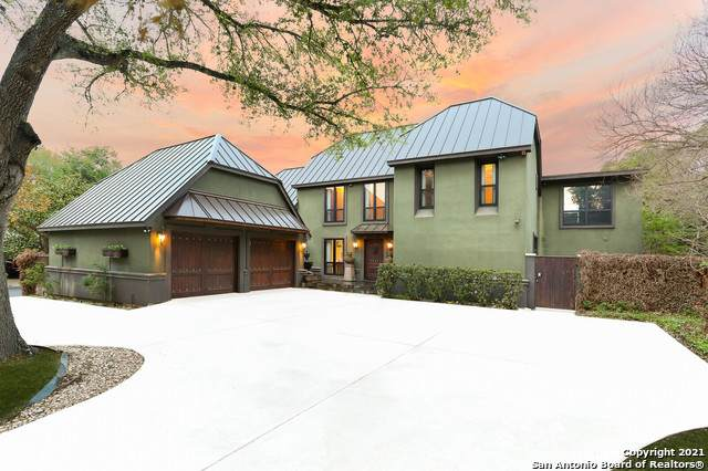 8314 Country Side Dr, San Antonio, TX 78209 (MLS #1519674) :: Exquisite Properties, LLC