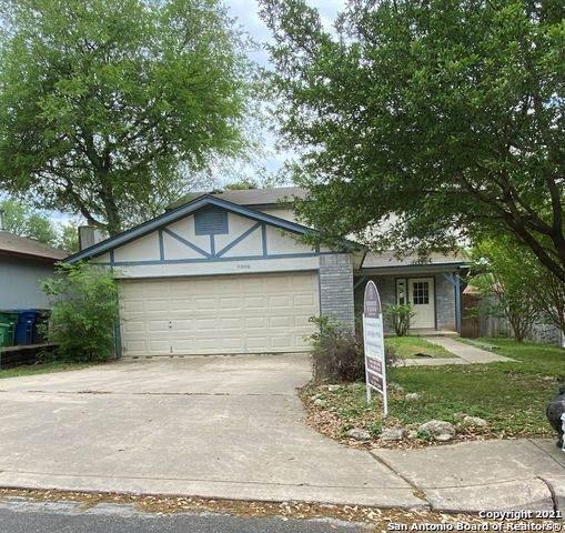8006 Misty Breeze, San Antonio, TX 78250 (MLS #1519677) :: Keller Williams City View