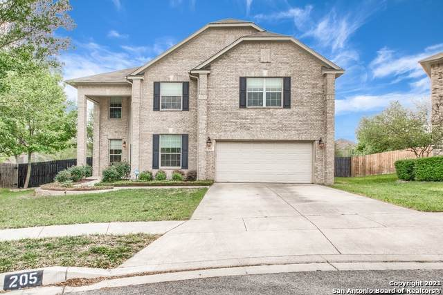 205 Long Cove Dr, Cibolo, TX 78108 (MLS #1519689) :: The Glover Homes & Land Group