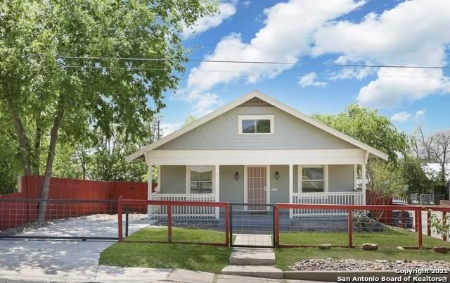 802 Dakota St, San Antonio, TX 78203 (MLS #1519708) :: The Real Estate Jesus Team