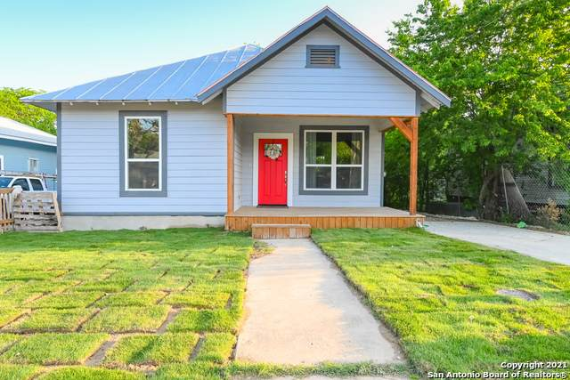 523 Porter St, San Antonio, TX 78210 (MLS #1519739) :: Santos and Sandberg