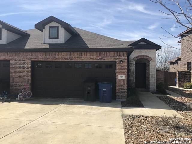 618 Creekside Circle, New Braunfels, TX 78130 (MLS #1519768) :: Carter Fine Homes - Keller Williams Heritage