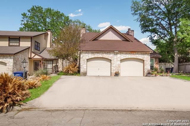 8518 Sir Lancelot #2, San Antonio, TX 78240 (MLS #1519772) :: Carter Fine Homes - Keller Williams Heritage