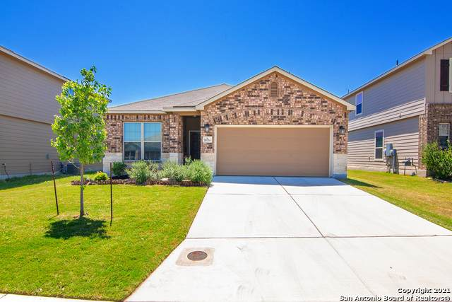 10334 Francisco Way, Converse, TX 78109 (MLS #1519847) :: BHGRE HomeCity San Antonio