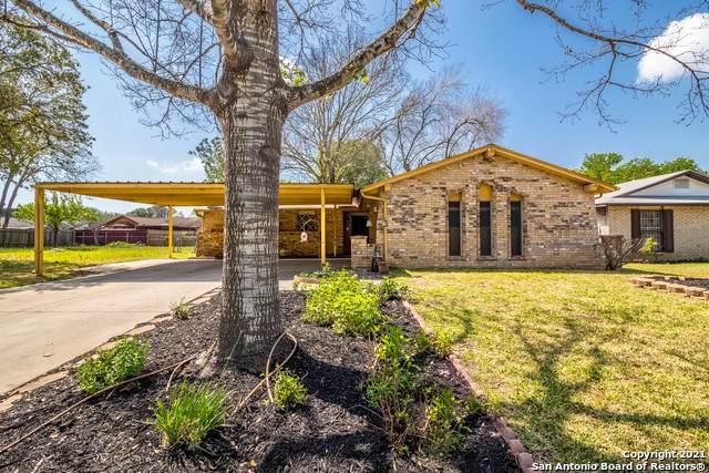 6230 Linus St, San Antonio, TX 78238 (MLS #1519858) :: 2Halls Property Team | Berkshire Hathaway HomeServices PenFed Realty