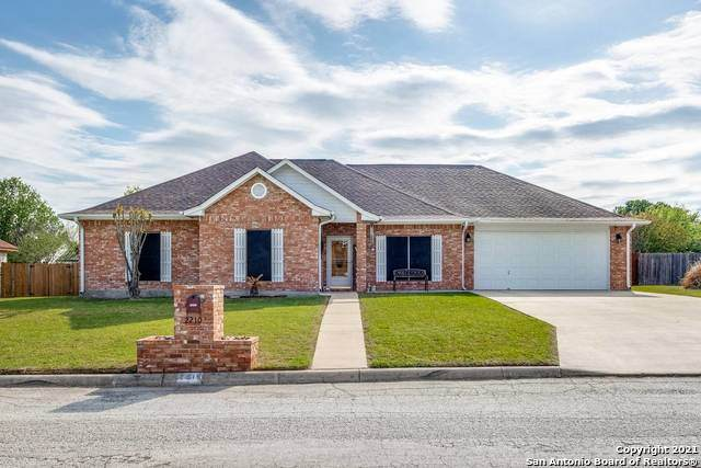 2210 Geneva Street, Castroville, TX 78009 (MLS #1519861) :: Williams Realty & Ranches, LLC