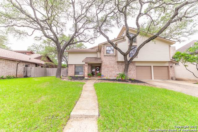 2818 Quail Oak St, San Antonio, TX 78232 (MLS #1519892) :: 2Halls Property Team | Berkshire Hathaway HomeServices PenFed Realty