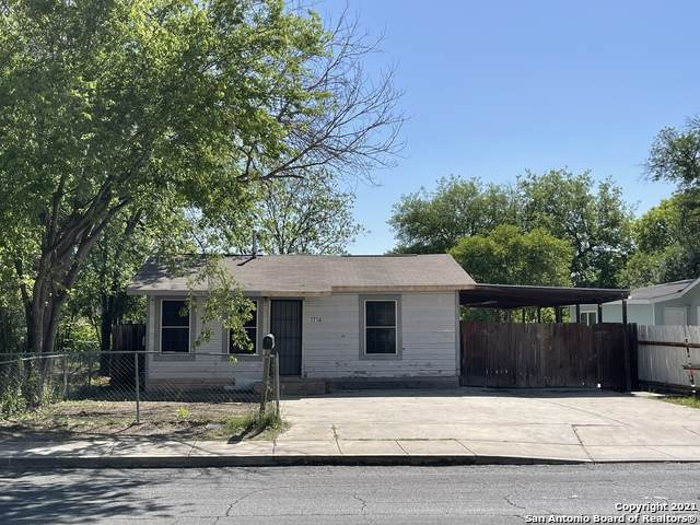 1714 Commercial Ave, San Antonio, TX 78221 (MLS #1519911) :: 2Halls Property Team | Berkshire Hathaway HomeServices PenFed Realty