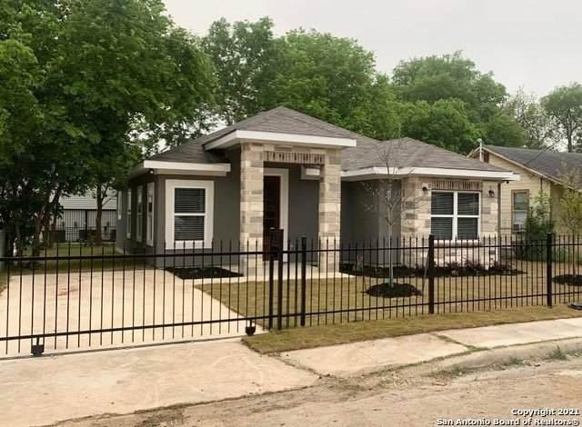 734 Lincolnshire Dr, San Antonio, TX 78220 (MLS #1519914) :: Keller Williams Heritage