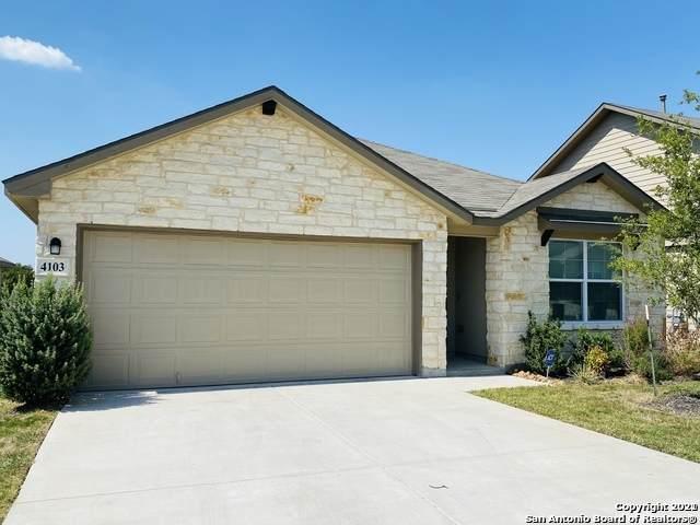4103 Espada Falls, San Antonio, TX 78222 (#1519918) :: The Perry Henderson Group at Berkshire Hathaway Texas Realty