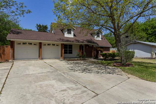 3603 Highcliff Dr, San Antonio, TX 78218 (MLS #1519924) :: 2Halls Property Team | Berkshire Hathaway HomeServices PenFed Realty