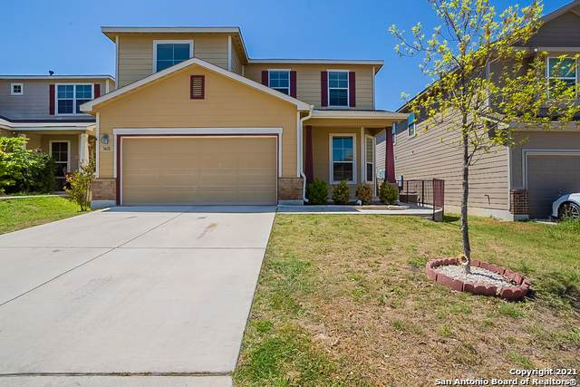 3410 York Crest, San Antonio, TX 78245 (MLS #1519929) :: Keller Williams City View