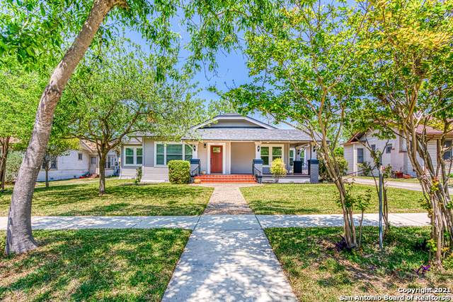 1127 Hammond Ave, San Antonio, TX 78210 (MLS #1519930) :: The Gradiz Group