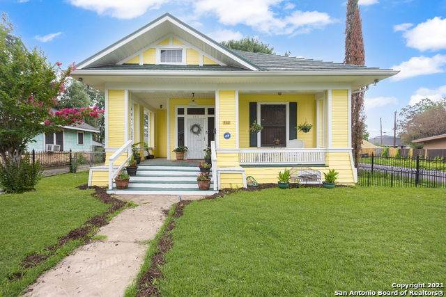 202 Stratford Ct, San Antonio, TX 78223 (MLS #1519934) :: Beth Ann Falcon Real Estate