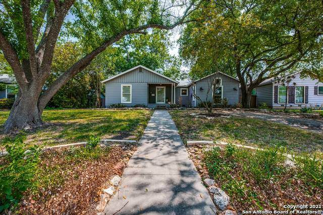202 Chevy Chase Dr, San Antonio, TX 78209 (MLS #1519952) :: The Real Estate Jesus Team