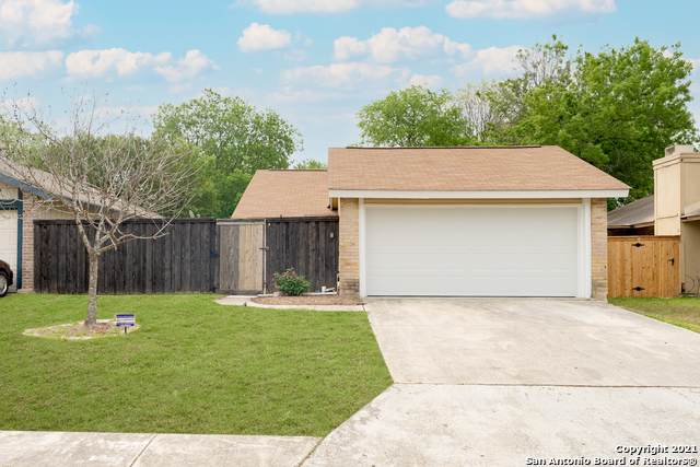 5550 Rangeland St, San Antonio, TX 78247 (MLS #1519953) :: The Real Estate Jesus Team