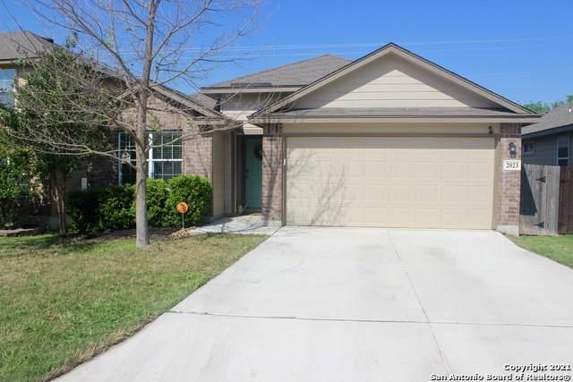 2023 Emerald Edge, San Antonio, TX 78245 (MLS #1519955) :: Carter Fine Homes - Keller Williams Heritage