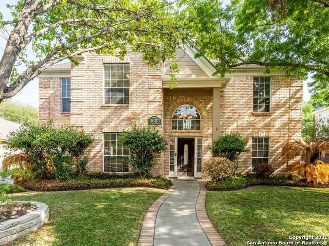 8603 Knights Knoll Dr, San Antonio, TX 78254 (MLS #1519986) :: Carter Fine Homes - Keller Williams Heritage