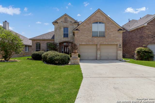 706 Mello Oak, San Antonio, TX 78258 (MLS #1519995) :: REsource Realty