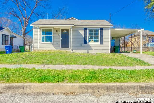 739 Mckinley Ave, San Antonio, TX 78210 (MLS #1520025) :: Keller Williams Heritage
