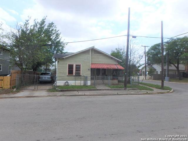 102 Canton St, San Antonio, TX 78202 (MLS #1520068) :: BHGRE HomeCity San Antonio