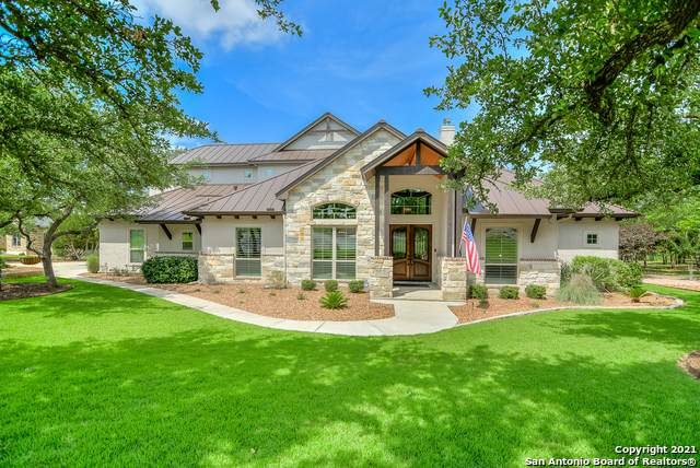 5 Sendero Pt, Boerne, TX 78015 (MLS #1520098) :: BHGRE HomeCity San Antonio