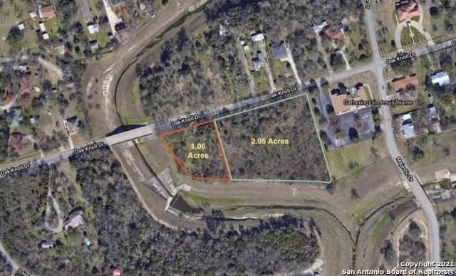 726 Oak Knoll Dr, San Antonio, TX 78228 (MLS #1520145) :: BHGRE HomeCity San Antonio