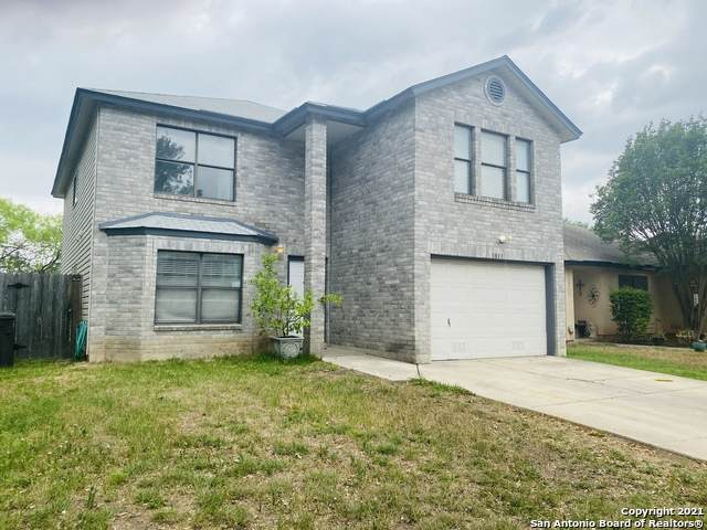 8011 Grand Bend, San Antonio, TX 78250 (MLS #1520150) :: BHGRE HomeCity San Antonio
