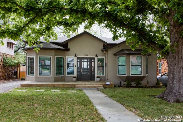 1334 Hicks Ave, San Antonio, TX 78210 (MLS #1520199) :: The Gradiz Group