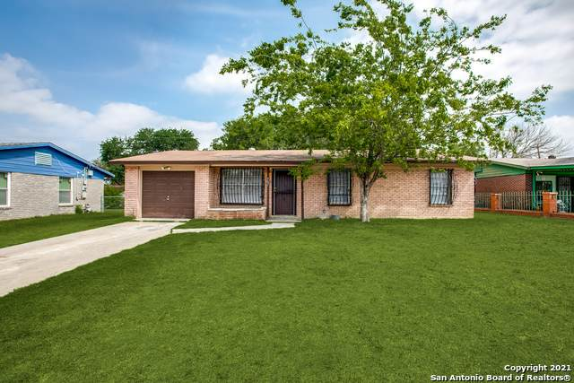 307 Solar Dr, San Antonio, TX 78227 (MLS #1520225) :: Santos and Sandberg