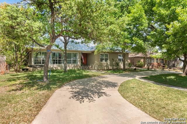 111 Woodcrest Dr, San Antonio, TX 78209 (MLS #1520260) :: Real Estate by Design